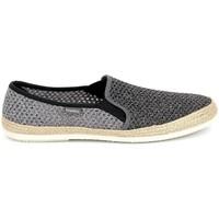 Zapatos Hombre Slip on Victoria Espadrille 520055 Marine Azul