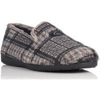 Zapatos Hombre Pantuflas Garzon 6501.292 Negro