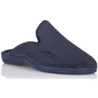 Zapatos Hombre Pantuflas Muro 5917 Azul