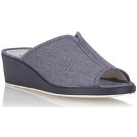 Zapatos Mujer Sandalias Garzon 716.119 Azul