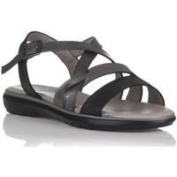 Zapatos Mujer Sandalias Relax 4 You BS171905 Negro