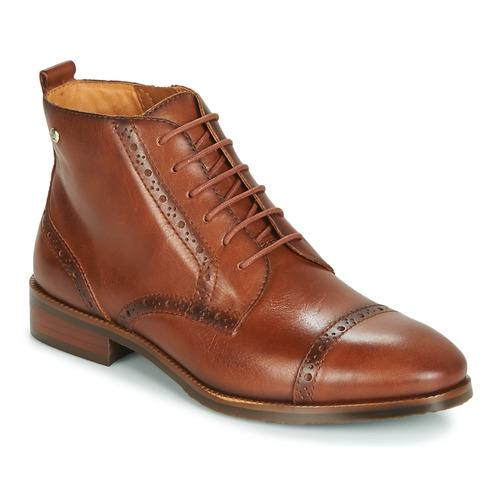 Los zapatos más populares para hombres y mujeres Zapatos especiales Pikolinos ROYAL W4D Camel