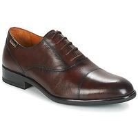 Zapatos Hombre Derbie Pikolinos BRISTOL M7J Marrón