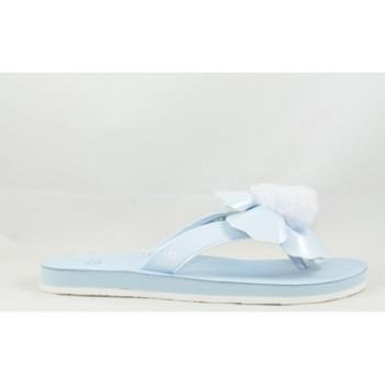 Zapatos Mujer Pantuflas UGG W POPPY SKBL Azul
