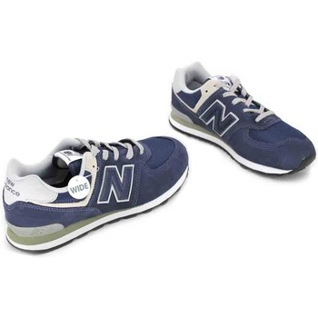 New Balance Classic 574 Sneakers de Mujer azul
