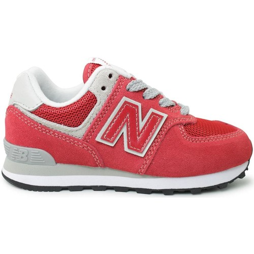 New Balance Sneakers Pc574 Lifestyle - Rojo Y Gris Descuento extremadamente MInfn