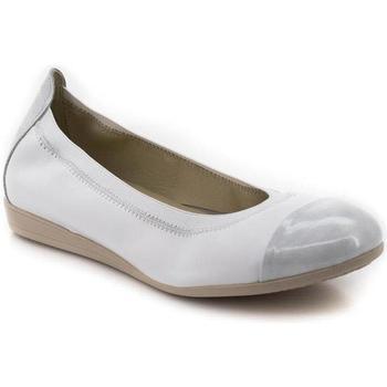 Zapatos Mujer Zapatos bajos Marroquí Sánchez 9642 Blanco