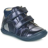 Zapatos Niña Zapatillas altas GBB ROXANE Azul