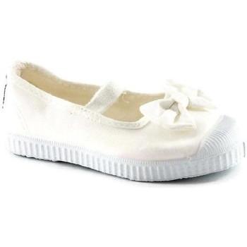 Zapatos Niños Bailarinas-manoletinas Cienta CIE-CCC-73997-05 Bianco