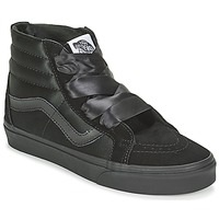 Zapatos Mujer Zapatillas altas Vans SK8-HI ALT LACE Negro