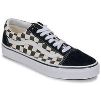 Zapatos Zapatillas bajas Vans OLD SKOOL Blanco / Negro