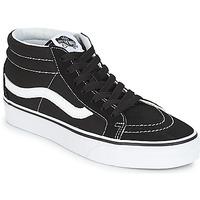 Zapatos Zapatillas altas Vans SK8-MID REISSUE Negro / Blanco