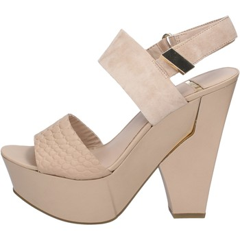 Zapatos Mujer Sandalias Marciano BZ430 Beige