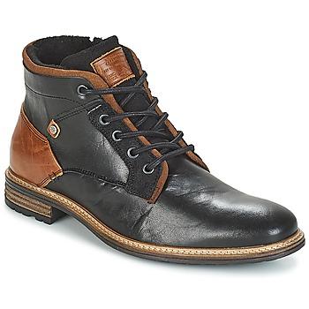 Zapatos Hombre Botas de caña baja Bullboxer NIRINA Negro