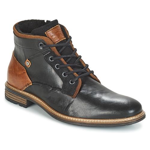 Nuevos zapatos para hombres y mujeres, descuento por tiempo limitado Bullboxer NIRINA Negro - Envío gratis Nueva promoción - Zapatos Botas de caña baja Hombre  Negro