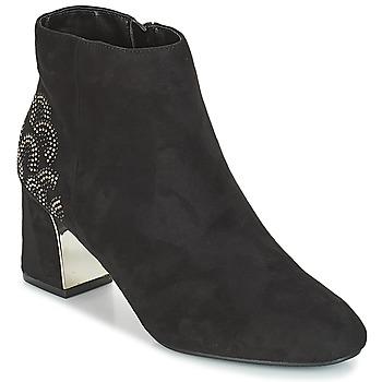 Zapatos Mujer Botines Moony Mood JASMINA Negro