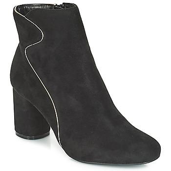 Zapatos Mujer Botines Moony Mood JUDY Negro