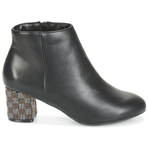Moony Botines Zapatos Negro Japsera Mujer Mood 7vYfy6gbI
