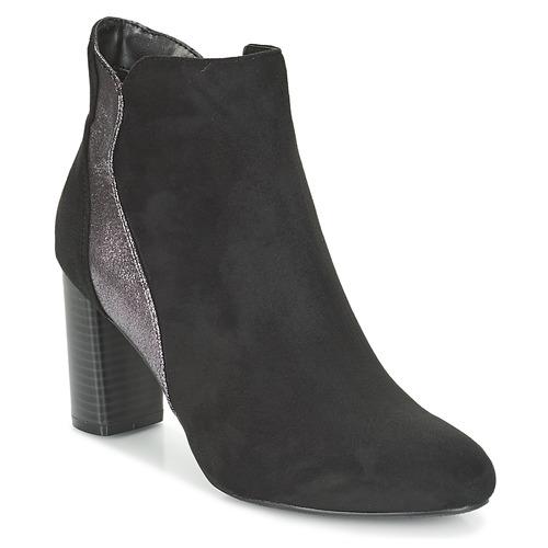 Mood Botines Moony Jerda Zapatos Negro Mujer dshrtQxC