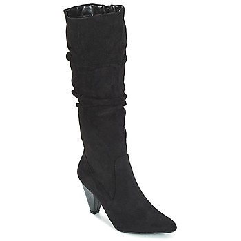 Zapatos Mujer Botas urbanas Moony Mood JULMA Negro