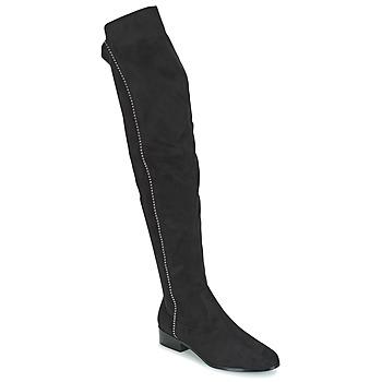 Zapatos Mujer Botas a la rodilla Moony Mood JESSICA Negro