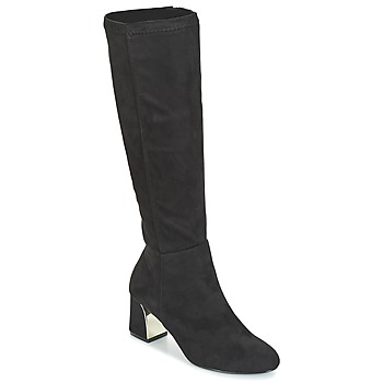 Zapatos Mujer Botas urbanas Moony Mood JORDANA Negro