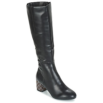 Zapatos Mujer Botas urbanas Moony Mood JISMIA Negro