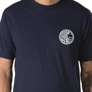Vans Camiseta x Spitfire Photo Skate Classic Navy multicolor