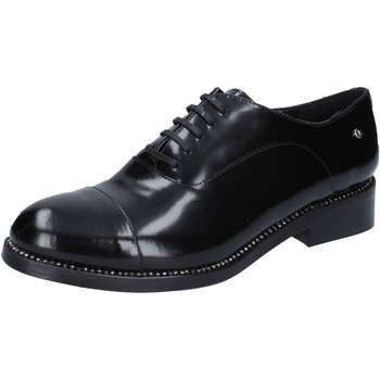 Zapatos Mujer Derbie & Richelieu Reve D'un Jour REVE elegantes negro cuero brillante BZ465 negro