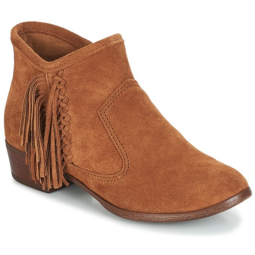 Zapatos promocionales Minnetonka BLAKE BOOT Camel  Casual salvaje