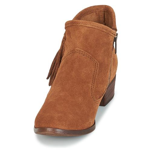 Botines Camel Minnetonka Boot Zapatos Mujer Blake 1FJlcK