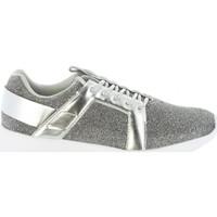 Zapatos Mujer Zapatillas bajas Bass3d 41436 Plateado