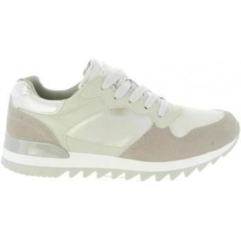 Zapatos Niña Zapatillas bajas Bass3d 42145 Plateado