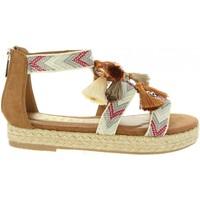 Zapatos Mujer Sandalias Xti 46902 Beige