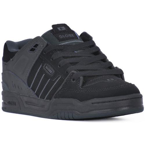 Zapatos especiales para hombres y mujeres Globe FUSION BLACK NIGHT Nero - Zapatos Deportivas bajas Hombre