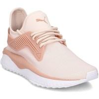 Zapatos Niños Zapatos bajos Puma Tsugi Cage Rosa