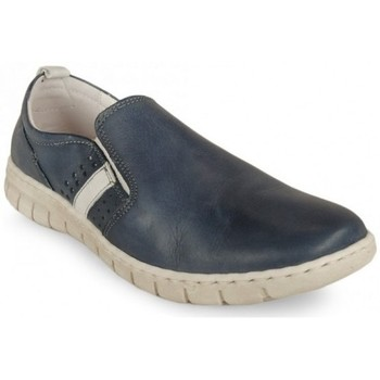 Zapatos Mujer Slip on Walk & Fly MOCASIN PICADOS JEANS