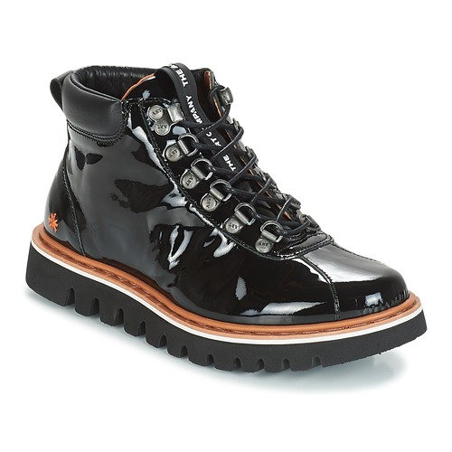 Los últimos zapatos de descuento para hombres y mujeres Zapatos especiales Art TORONTO Negro