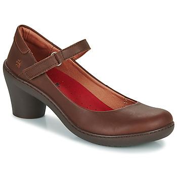 Zapatos Mujer Zapatos de tacón Art ALFAMA Marrón