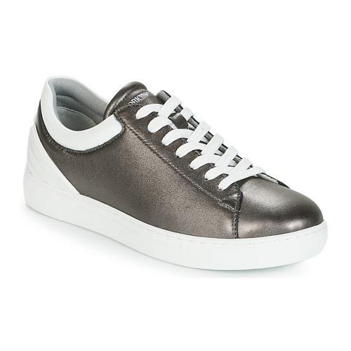 Zapatos de mujer baratos zapatos de mujer Zapatos especiales Emporio Armani BRUNA Estaño