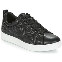Zapatos Mujer Zapatillas bajas Emporio Armani DELIA Negro