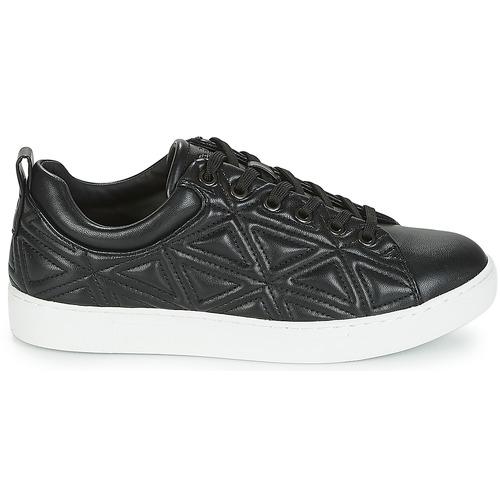 Zapatillas Zapatos Mujer Bajas Emporio Armani Negro Delia cR3jq54AL