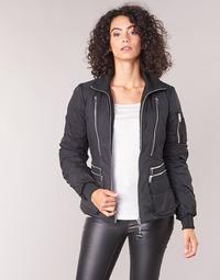 textil Mujer plumas Diesel W-BLANKYT Negro