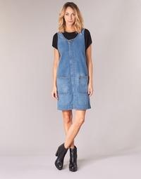 textil Mujer vestidos cortos Diesel DE DATY Azul