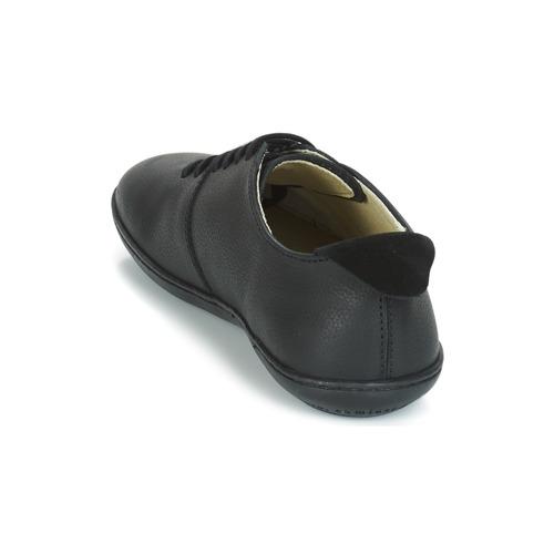 Bajas Naturalista Zapatos El Flidsu Zapatillas Viajero Negro srhdCQxBt
