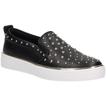 Zapatos Mujer Slip on Guess FLGOE1-LEA12-BLABL Negro