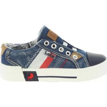 Zapatos Niños Zapatillas bajas Lois Jeans 60053 Azul