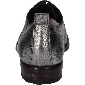 Moma elegantes plata cuero AE200 plata - Envío gratis    - Zapatos Derbie Mujer 12999