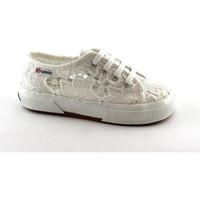 Zapatos Niños Zapatillas bajas Superga SUP-CCC-8YB0-901 Bianco