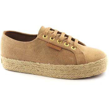 Zapatos Mujer Zapatillas bajas Superga SUP-E18-C4YO-A66 Beige